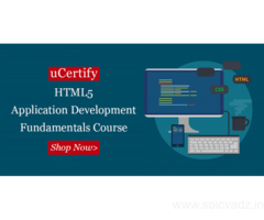 uCertify HTML5 Application Development Fundamentals