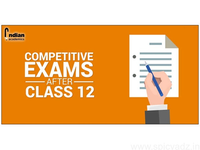 Competitive exams after 12th Secrets - 1