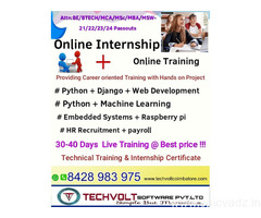 ONLINE STUDENTS INTERNSHIP :TECHVOLT SOFTWARE, ENGINEERING STUDENTS | MBA Students Internship