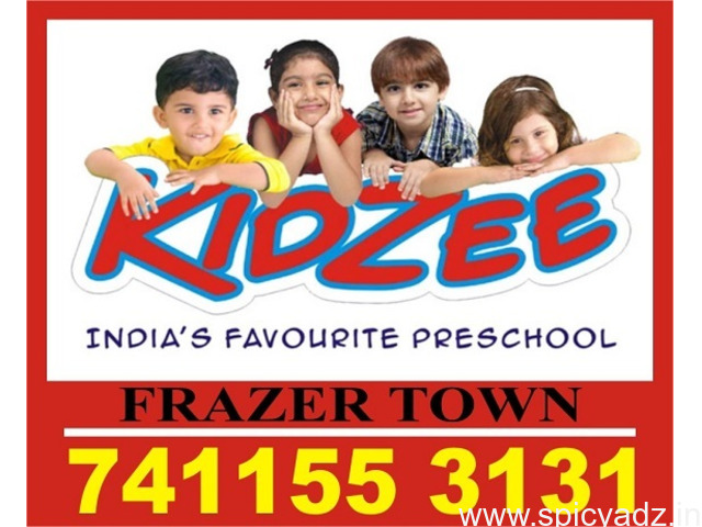 Kidzee Frazer Town | Nursery | 1080 | Visit for Admission started Now - 1