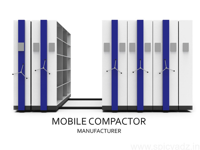 Customized Compactor and Mobile Compactor Storage System in India - 1