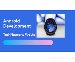 TechNeurons iOS and Android apps developing company Kochi