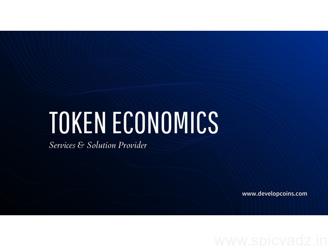 Token Economics Solution - 1