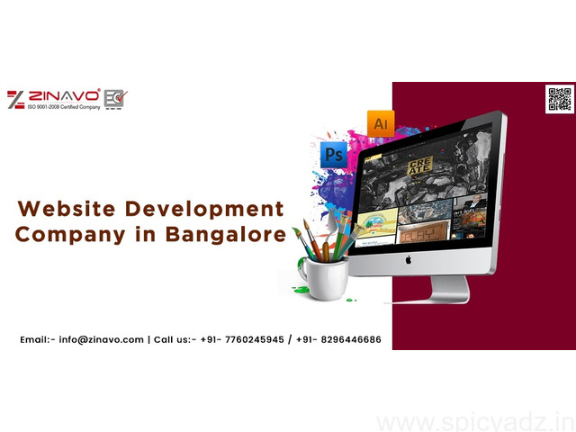 Website Development Company Zinavo - 1