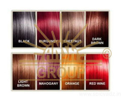 Ammonia & Chemical Free Henna Based Hair Colors & Dye