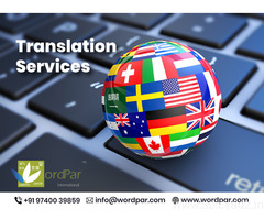 Translation Company In India- wordpar international