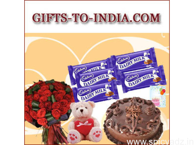 Exciting Bhai Dooj Gifts on the Same Day at your Destination in India with Free Shipping Facility - 1