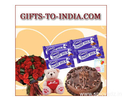 Exciting Bhai Dooj Gifts on the Same Day at your Destination in India with Free Shipping Facility