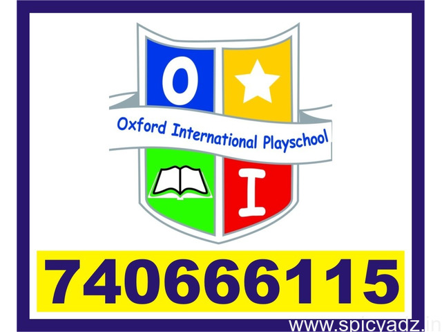 Oxford Online Preschool | Senior Kg 7406661115 | Day Care | 1127 - 1
