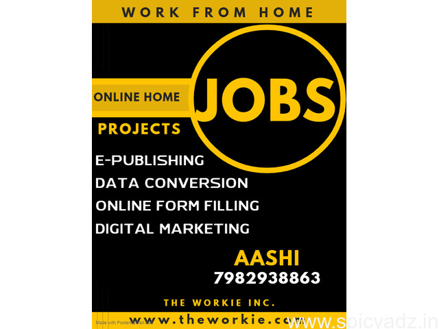 Typing/Ad-Posting/Form Filling Jobs - 1