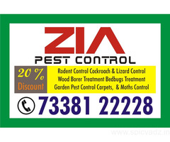 Sanitization Services | 1177 | Pest Control for Residence | 7338122228 No. 297, Hennur Main Road, Ka