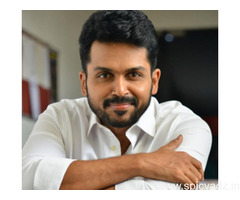 Actor Karthi Manager Contact details|Email Address|Phone Number