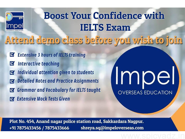 Best IELTS Coaching in Nagpur - 1