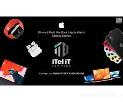 iTel iT Service the No.1 Apple Service Center in Kochi, Kerala.