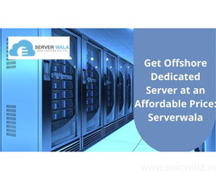 Get Offshore Dedicated Server at an Affordable Price: Serverwala