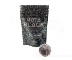 MOTA Black Clear Sphere 300mg THC