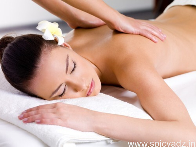 Female to Male Full body Massage Parlour in Gurgaon - 1