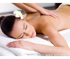 Female to Male Full body Massage Parlour in Gurgaon