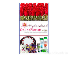 Unique Birthday Gifts to Hyderabad Online- Low Cost, Free Same Day Delivery.