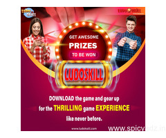 Play Ludo Skill Game & Win Paytm Cash.