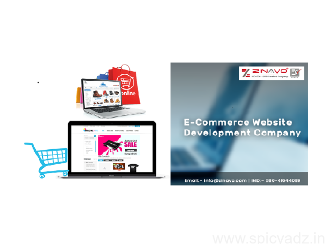 eCommerce Website Development Company in Bangalore - 1