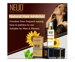 Buy NEUD™ Hair Removal Products Online in India
