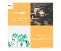 SEO Agency | SEO Company in Chennai | seoforce.tech