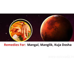 Free Manglik Dosha remedies and Mangal Dosha Solution - Astrology Support