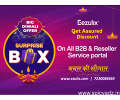 This Diwali Get Best Value on All B2B & Reseller Software Services