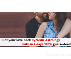 Get your love back with 100% guaranteed - Pandit K.K. Sharma