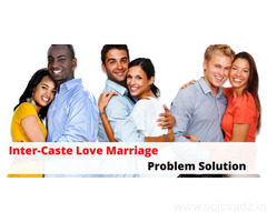 Inter-Caste Love Marriage Problem Solution - Pandit K.K. Sharma