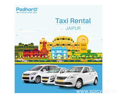 Jaipur Taxi Services - Affordable Taxi & Cab Rentals