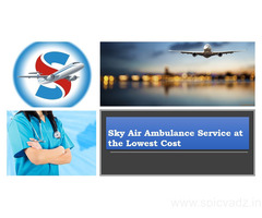 Choose Air Ambulance in Patna with First-Class Medical Assistance