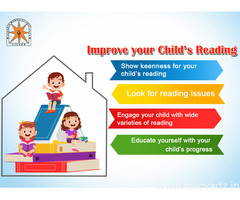 Tips to improve your child's reading at home