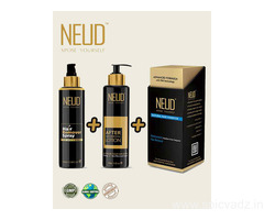 Buy NEUD Inhibitor, Hair Remover Spray and Lotion Combo in India