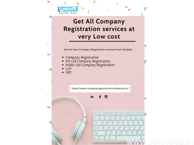 Get your Company incorporation certificate in 10 days | Solubilis - 1