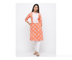 Kurta with Pant set collection at Jaipurkurti