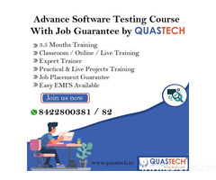 Software Testing Fees in Thane / Borivali @ QUASTECH