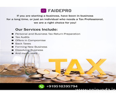 Find best Accounting services in Rajkot