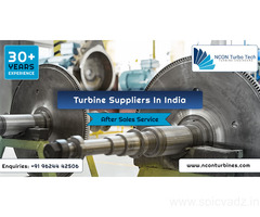 Saturated Steam Turbine Manufacturers - nconturbines.com