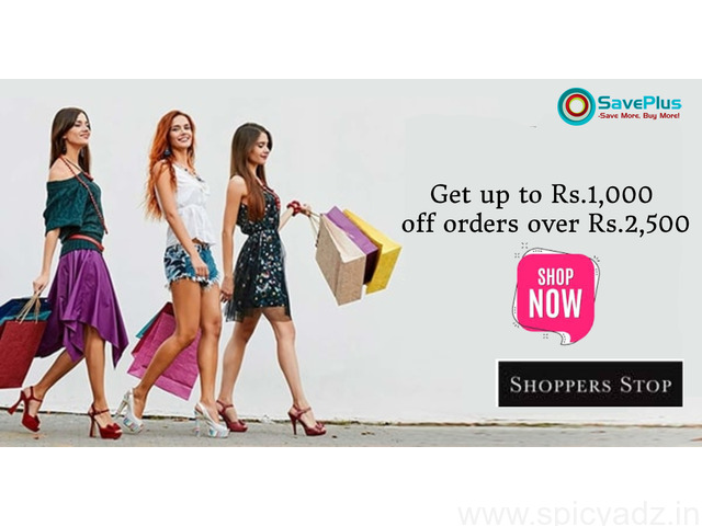 Get up to Rs.1,000 off orders over Rs.2,500 - 1