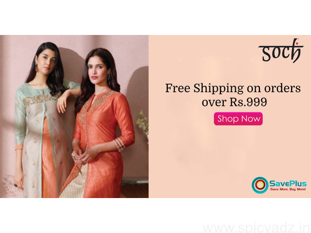 Free Shipping on orders over Rs.999 - 1