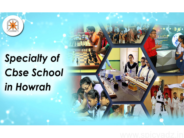 The speciality of CBSE school in Howrah district - 1