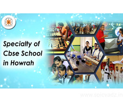The speciality of CBSE school in Howrah district