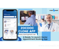 ZocDoc Clone App | Doctor On-Demand App Development | Startupmart