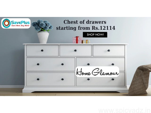 Chest of drawers starting from Rs.12114 - 1