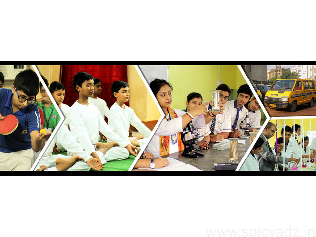 Get admission in the best English medium school in Howrah - 1
