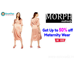 Get Up to 50% off Maternity Wear