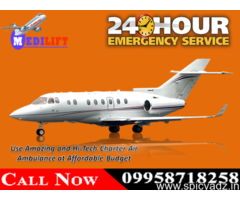 Medilift Ambulance Service in Delhi – Avail 24*7 Hours with Medical Team