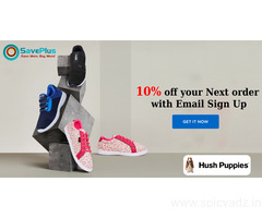 Hush Puppies Coupons, Deals & Offers: 10% off your Next order with Email Sign